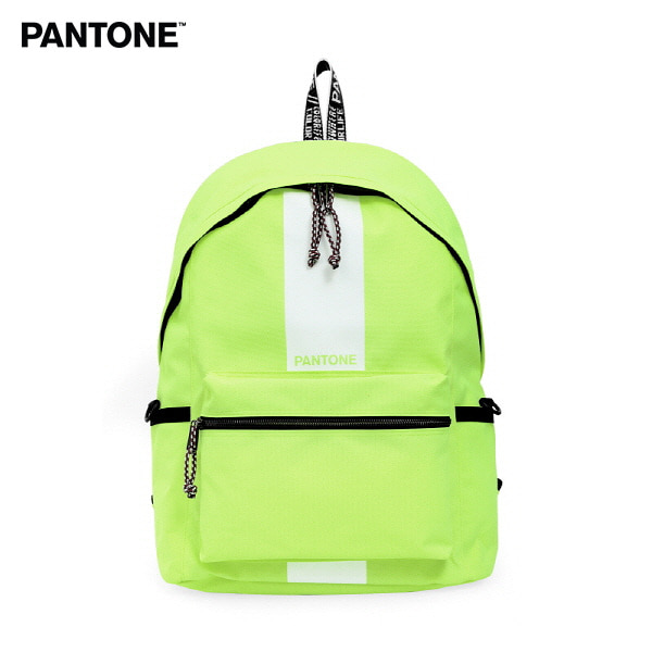 [팬톤 트래블 PANTONE TREVEL] 오리지널 코듀라 백팩 네온 (PT34BAI024_NO)Original Cordura Backpack NO